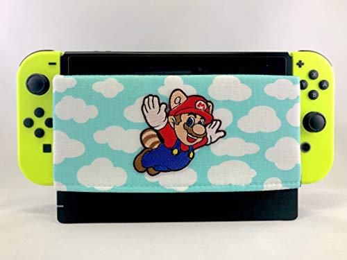 GameSide, Mario in Tanooki Anzug Wolke -