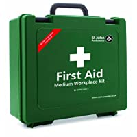 Standard Small Workplace First Aid Kit BS-8599-1:2019