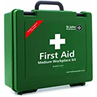 St John Ambulance Standard Workplace Compliant Kit Medium