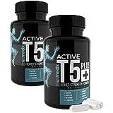 Bruleur de Graisses Extra Fort Homme - Active T5 Plus + de Maxmedix - 2 Boîtes