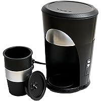 Machine à café à dosettes avec connecteur Mug 24V/300W–allume-cigare–Machine à café de voyage Camion, bateau ou Camper