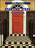 Starting steps in grammar. Per la Scuola media