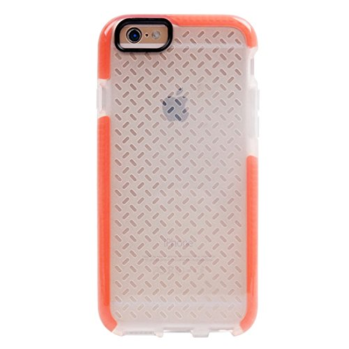 YAN Für iPhone 6 / 6s, Reis Körner Muster TPU Schutzhülle YAN ( Color : Orange ) Orange
