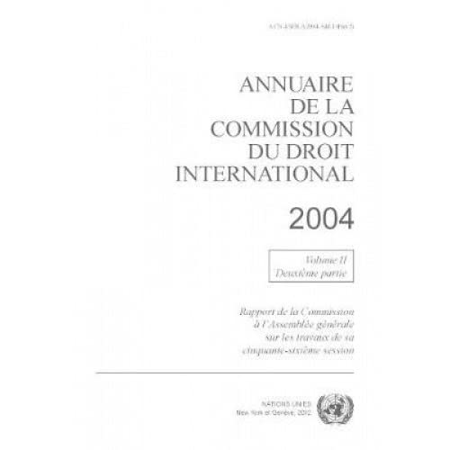Yearbook of the International Law Commission 2004