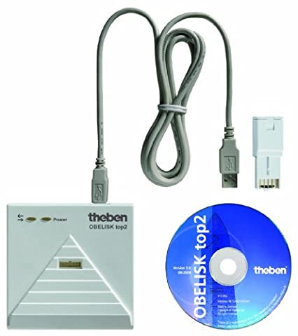 Timeguard 907.0.409 Obelisk Top2 Programming Set