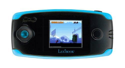 Lexibook JL1810BL - LCD-Spielekonsole mit 150 Spielen, blau