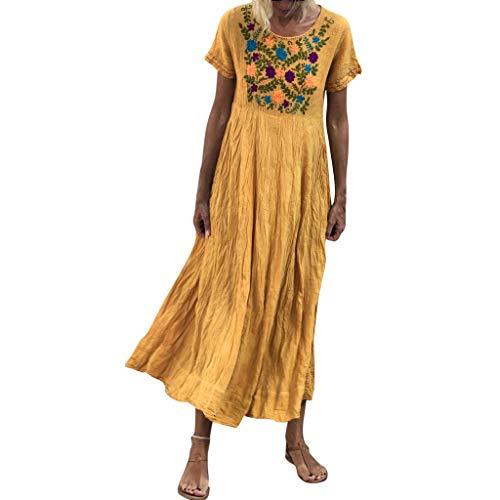 Kobay a Dress Eleganti da Cerimonia Grey Pleated Skirt Vestiti Anni Donna Hippy Estivi Taglie Forti abitini Corti neonata Ruota Modelli Lunghi Carnevale Bambina Nera