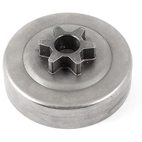Sourcingmap a14053000ux0566 - Tambor de embrague acicate 6 diente por stihl 170/180/230/250 motosierras