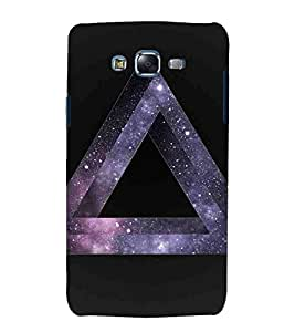 For Samsung Galaxy J5 (2015) :: Samsung Galaxy J5 Duos (2015 Model) :: Samsung Galaxy J5 J500F :: Samsung Galaxy J5 J500Fn J500G J500Y J500M Pattern, Black, Beautiful pattern, Amazing Pattern, Printed Designer Back Case Cover By CHAPLOOS