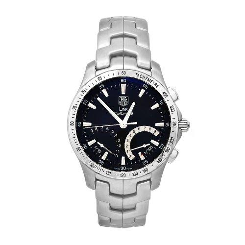 TAG Heuer Herren-Armbanduhr Chronograph Quarz Edelstahl CJF7110.BA0592