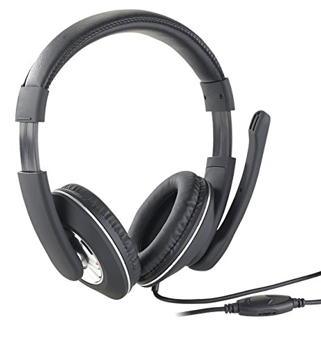 auvisio Over Ear Headset: Gaming...