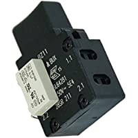 Zinc Products On Off Switch Button Starter Unit for Bosch Rotak 32 36 37 40 400 47 Lawnmower