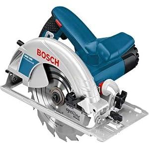 41kTD2y ojL. SS300  - Bosch Home and Garden Bosch - Gks 190 pro-sierra circular, diámetro: 190 mm, en estuche /0601623001/ 1400W