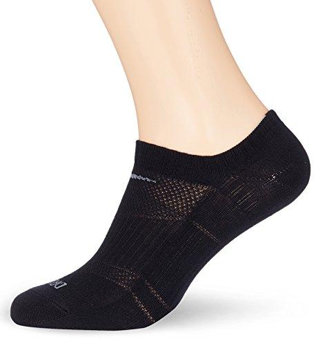 Nike Herren Socken Dri Fit Lightweight 3er Pack, SX4846-001, schwarz (black/flint grey), Gr. M-38-42 EU (Sport-socken Lightweight Baumwolle)