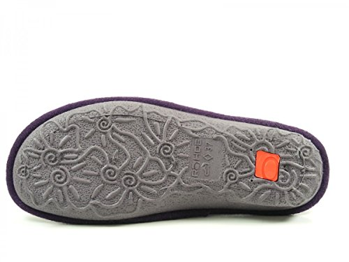 Rohde 2265, Chaussons Mules Femme Violet