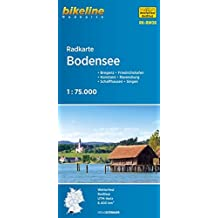 Bodensee cycle map GPS wp (Touring Club Italiano)
