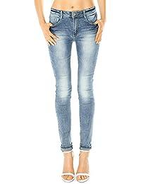 Bestyledberlin jean femme, pantalon,jeans skinny j249p