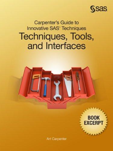 Download e-book for kindle: SAS Certification Prep Guide: Advanced ...