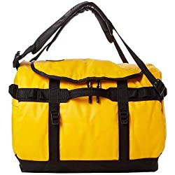 The North Face Bolsa De Deporte Unisex Adulto Color Amarillo Tamaño M