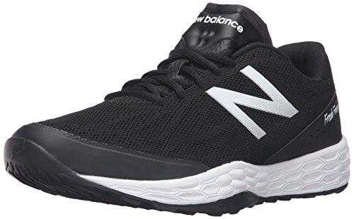 New Balance Fresh Foam 80v3, Scarpe Sportive Indoor Uomo Black/black