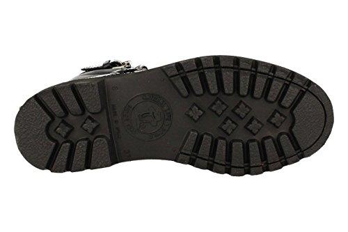 PANAMA JACK BLACK BOOT FAUSTINE B9 Noir