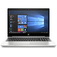"HP-PC ProBook 450 G6 Notebook PC, Windows 10 Pro 64, Intel Core i7-8565U, 16 GB DDR4, HDD da 1 TB e SSD da 128 GB, Display IPS 15.6"" Antiriflesso FHD, NVIDIA GeForce MX130, Argento"