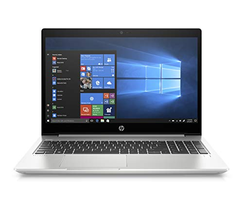 HP ProBook 450 G6 Notebook PC, Windows 10 Pro 64, Intel Core i7-8565U, 16 GB DDR4, SATA da 1 TB e SSD da 128 GB, Display IPS 15.6' Antiriflesso FHD, NVIDIA GeForce MX130, Argento