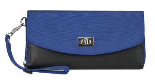 travelon-safe-id-accent-drehfeststeller-kupplung-brieftasche-cobalt-one-size