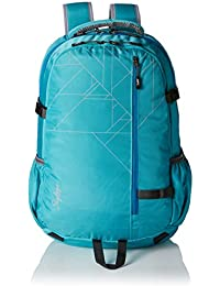 Skybags 42 Ltrs Blue Laptop Backpack (TECK1BLU)