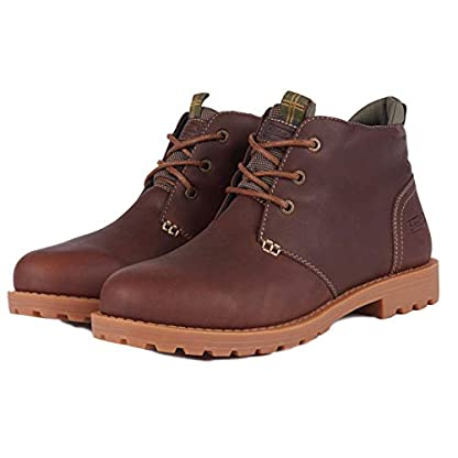Mens Barbour Pennine Chukka Boot Walking Countryside Hiker Ankle Boots