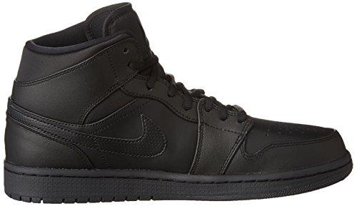 Nike - 554724-034, Scarpe sportive Uomo Nero (Black/White)