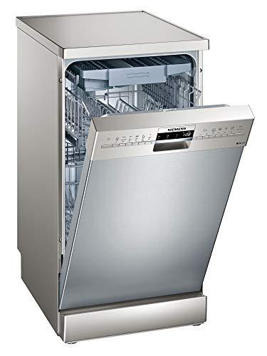 Siemens iQ300 SR236I00ME lave-vaisselle Autonome 10 places A+ - Lave-vaisselles (Autonome, Compact (45 cm), Acier inoxydable, Boutons, 1,75 m, 1,65 m)