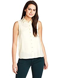 US Polo Women's Button Down Shirt