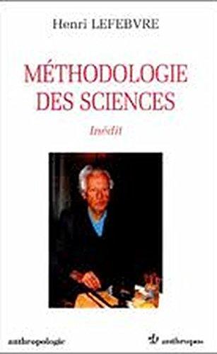 Méthodologie des sciences