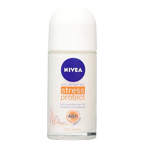 Preisvergleich Produktbild Nivea - STRESS PROTECT deo roll-on 50 ml