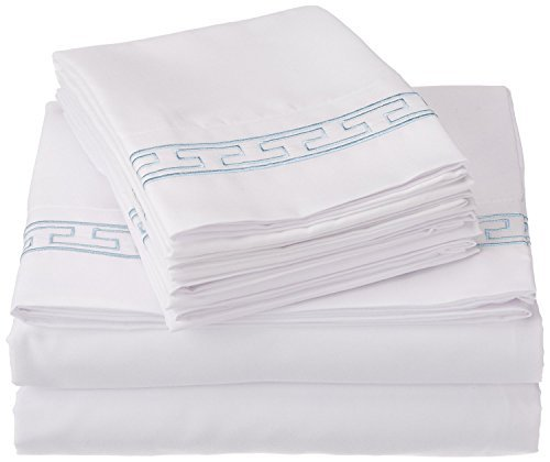 super-soft-light-weight-100-brushed-microfiber-full-wrinkle-resistant-6-piece-sheet-set-white-with-b
