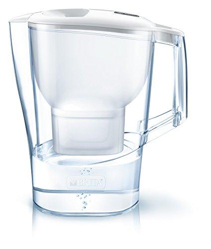 BRITA Filtro de Agua Aluna XL, Incluye 1Maxtra + Cartucho de Filtro Color Blanco