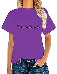 Y es Imperio Camisas Corte Camisetas Tops Blusas Amazon IpAqwaOq