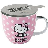Hello Kitty Mug - Cappucino Stencil Gift Set