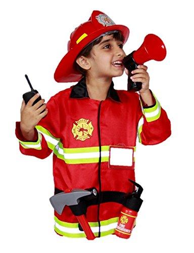 Matissa Children's Firefighter R...