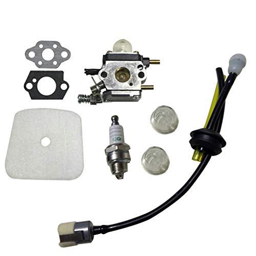 Ersatzvergaser für Zama C1U-K54A mit Luftfilter Repower für Mantis 2 Zyklen 7222 7234 7240 7920 7924 7222E 7222M 7225M 7225 7230 Motorhacke/Motorhacke