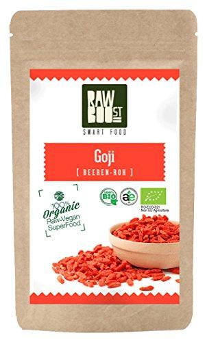 Rawboost Bio Goji Beeren, 1er Pack (1 x 150 g)