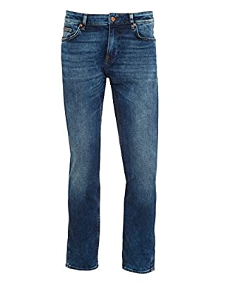Hugo Boss Jean Delaware in Used Denim