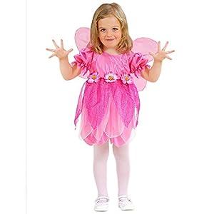 WIDMANN - Disfraz de hada para niños, multicolor, 98 cm / 1-2 años, 49258