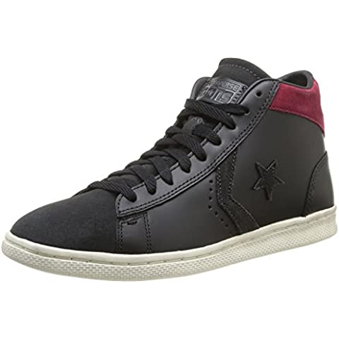 Converse, Pro Leather LP MID LTH/Sue Z T, Sneaker, Unisex - adulto