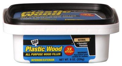 DAP INC - 1/2-Pint Latex Wood Filler