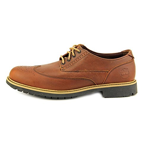 Timberland Earthkeepers Stormbuck Brogue Mens Brown Oxfords Shoes Size UK 8 5