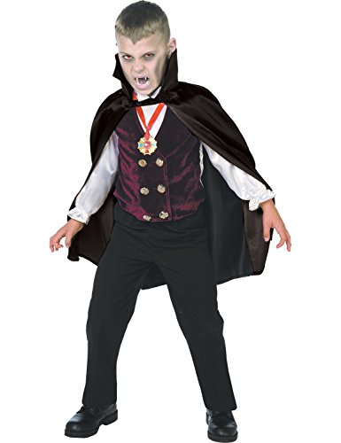 Costume vampiro gotico – bambino medium