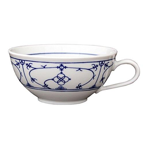 Eschenbach Porcelaine Group Tallinn indien bleu Tasse 0,13 L frises Thé Porcelaine, Bleu Indigo, 1 x 1 x 1 cm