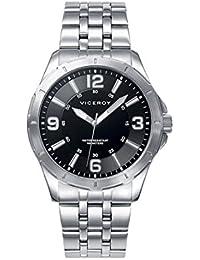 3dbb00b4916e Amazon.es  Viceroy - Acero inoxidable   Hombre  Relojes